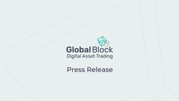 Helix Announces Name Change To GlobalBlock Digital Asset Trading Limited And Grant Of Stock Options