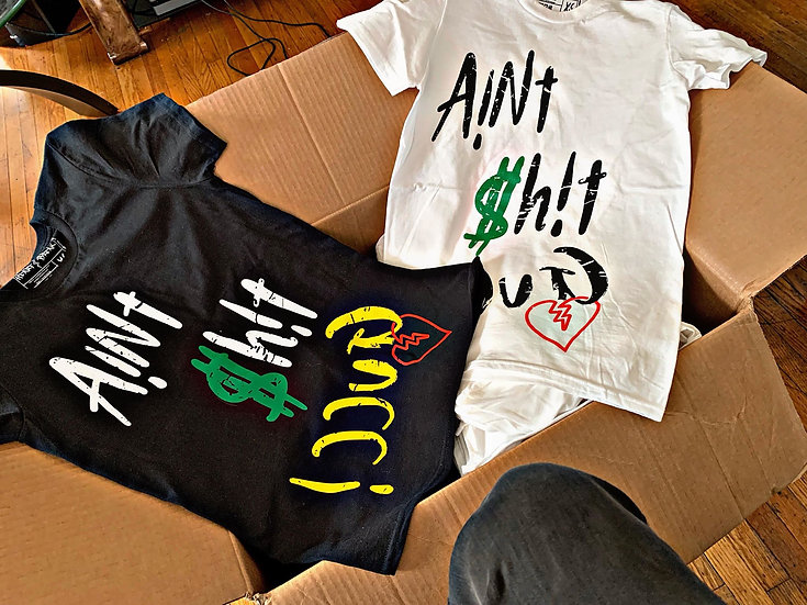 """Ain't Shit Gucci"" T-shirt"