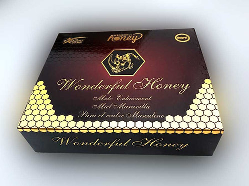 Wonderful Honey - 1 Box (12 Sachets)