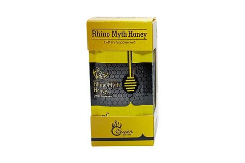 RHINO MYTH HONEY GOLDEN - 1 Box (12  Sachets)