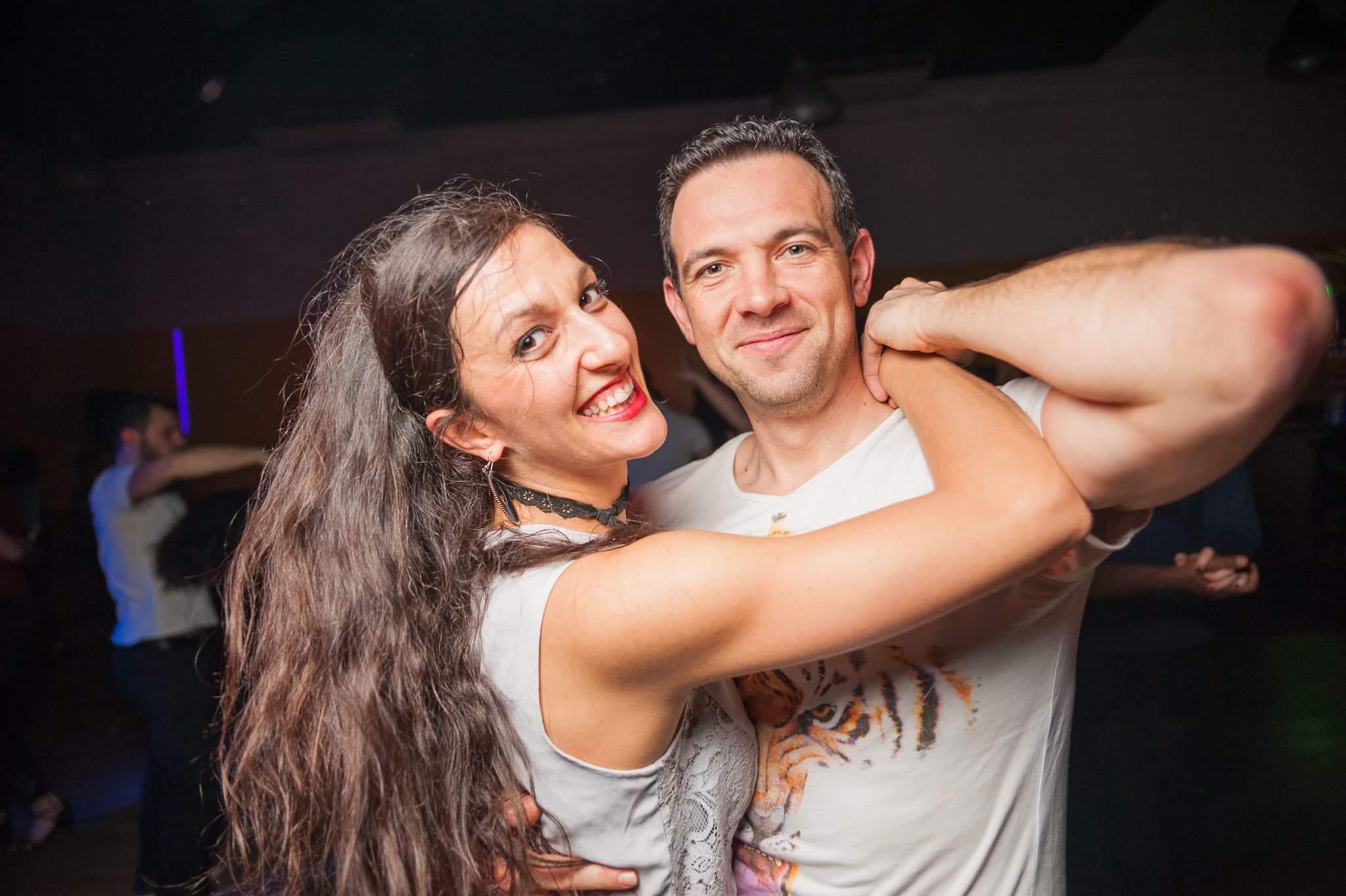 Bachata dance barrio mio