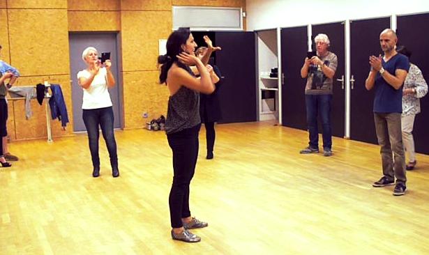 cours danse bachata