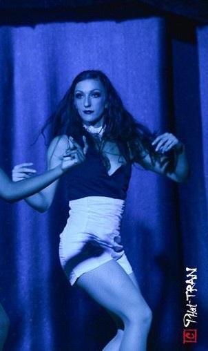 Cabaret dance Toulouse