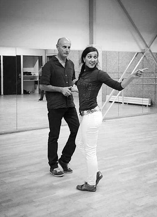 cours bachata danse latine