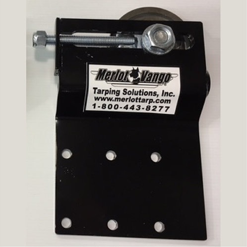 PANEL TARP -  Driver Side Rear Pulley Assembly