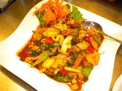 Chicken Chili Paste