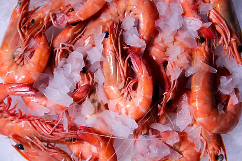 Cooked King Prawns