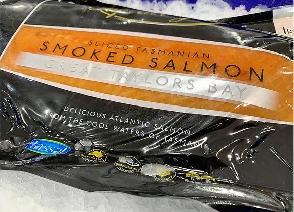 Smoked Salmon (1KG Packet)