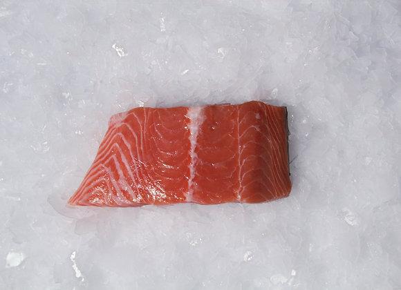 Skinned + Boned Salmon Fillets (min. 200G)