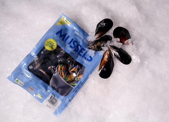Black Mussels (1KG)