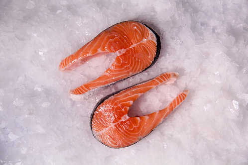 Salmon Cutlets