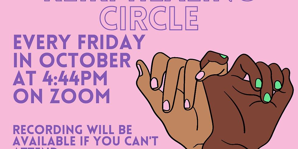 10/16 BIPOC HEALING CIRCLE