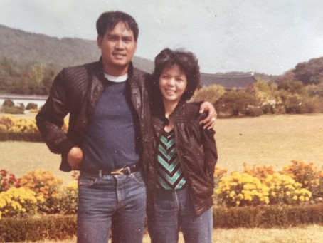 An Ode to My Parents - Pt 2. Father