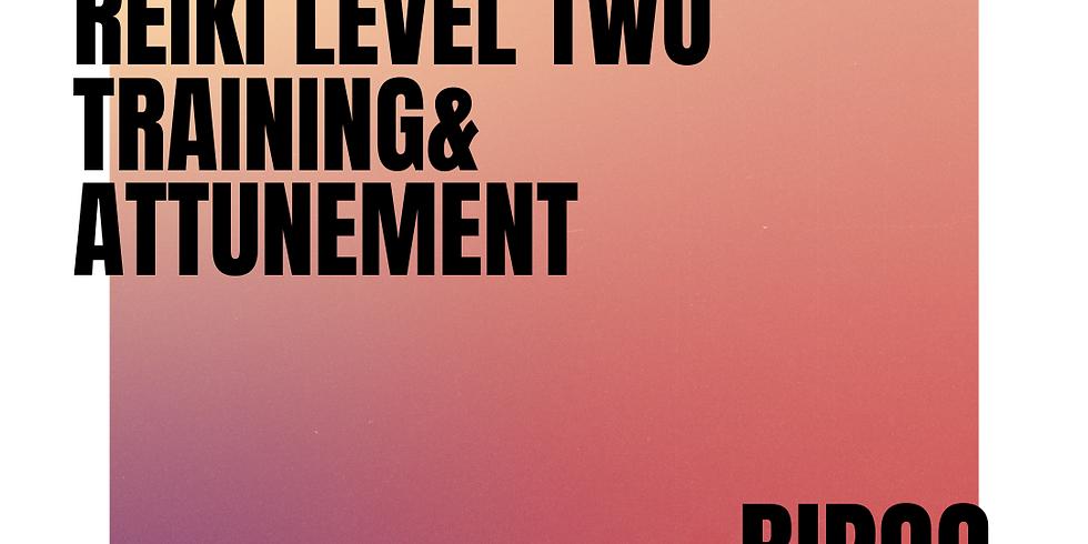 Reiki Level 2 Virtual Training and Attunement