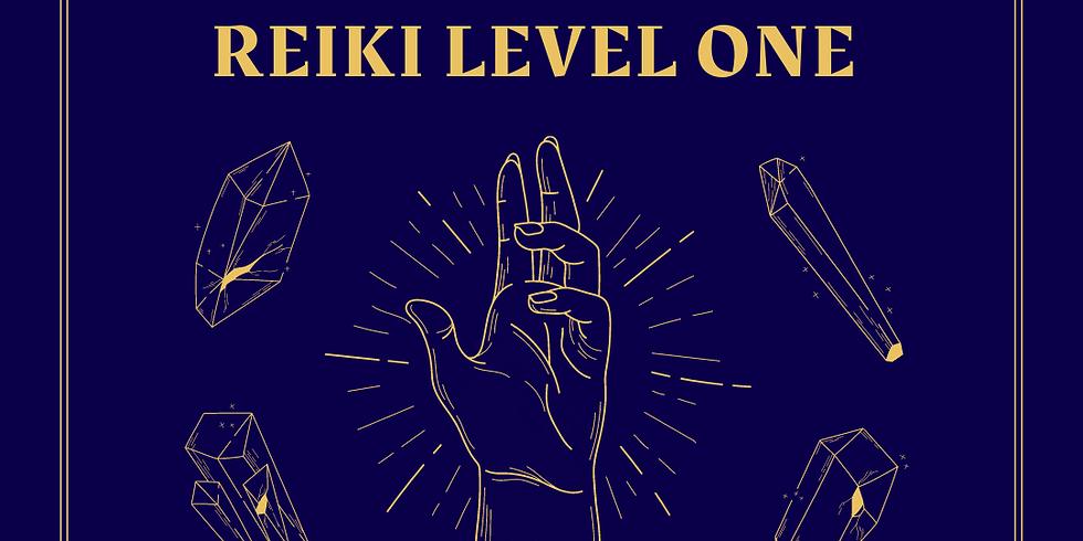 Reiki Level One Mentorship and Attunement