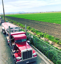Trucking industry accessories and installations.  Tri Valley truck tarps and coverings.  Bay Area truck tarps and coverings.