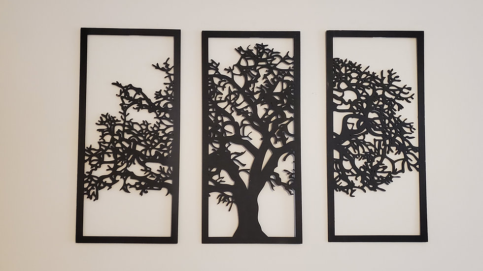 Tree of Life Wall Art Panels