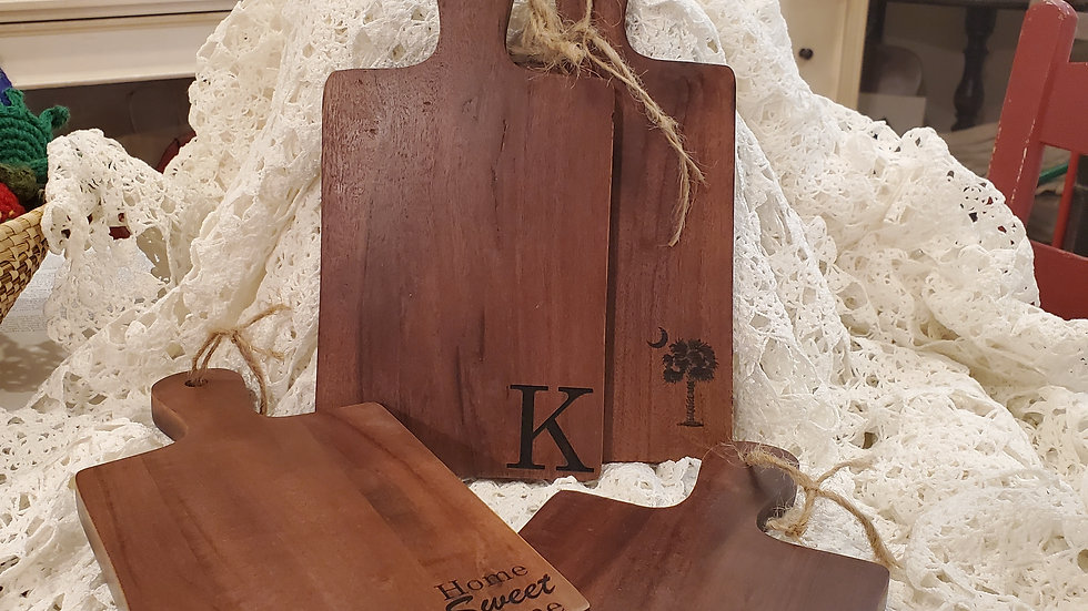 Personal Charcuterie Boards