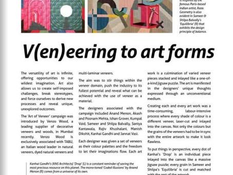Art of Veneer | WoodNews
