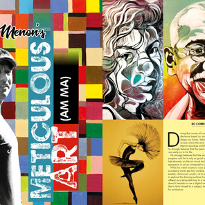 Anand Menon - Bold Magazine Issue 7