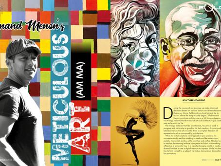 Anand Menon - Bold Magazine Issue 7