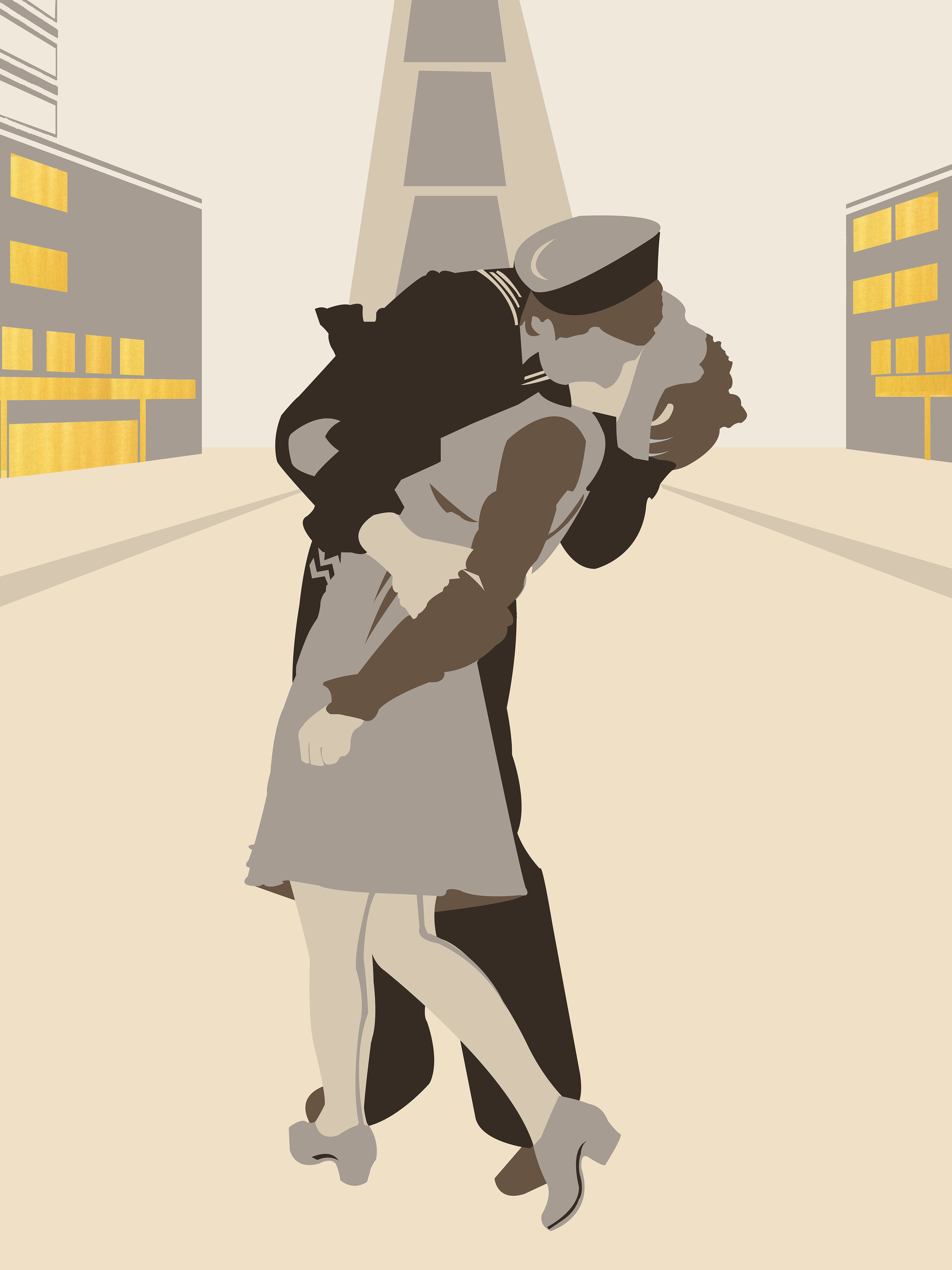 LOVE IN TIMES OF WAR  by Kumpal Vaid