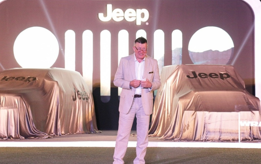 Jeep India Preview