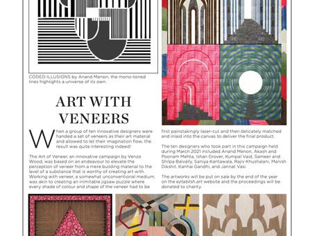 Art of Veneer | Living Etc