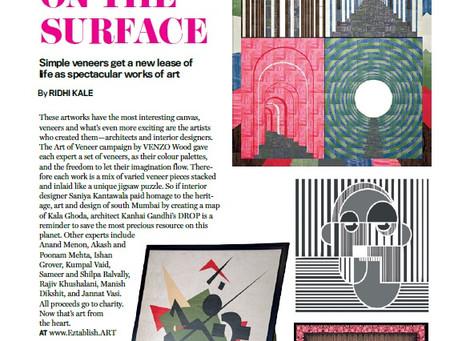Art of Veneer | India Today Home