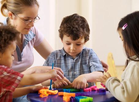 Ο ρόλος του διδάσκοντα στη διδασκαλία παιδιών προσχολικής και πρώτης σχολικής ηλικίας.
