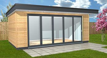 Garden Bi-Fold Studio