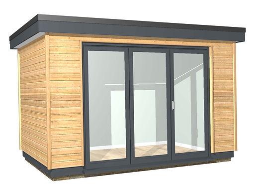 Garden Room with Bi-Fold doors