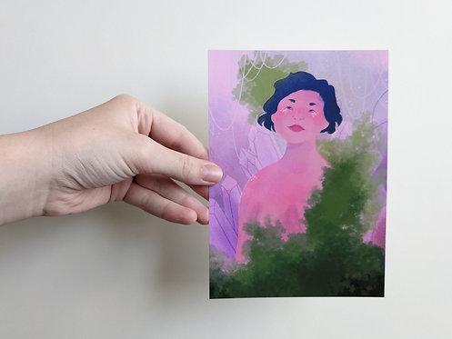 Lush Print