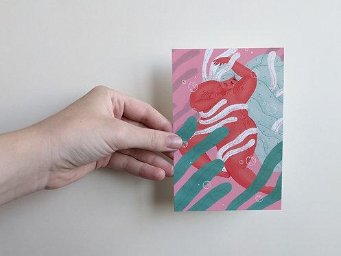 Kelp Print