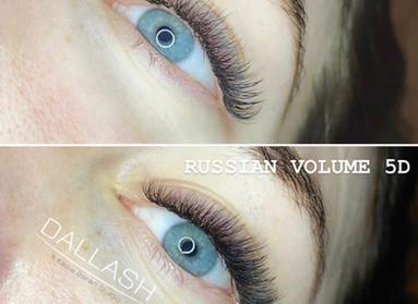 3D VS 5D RUSSIAN VOLUME