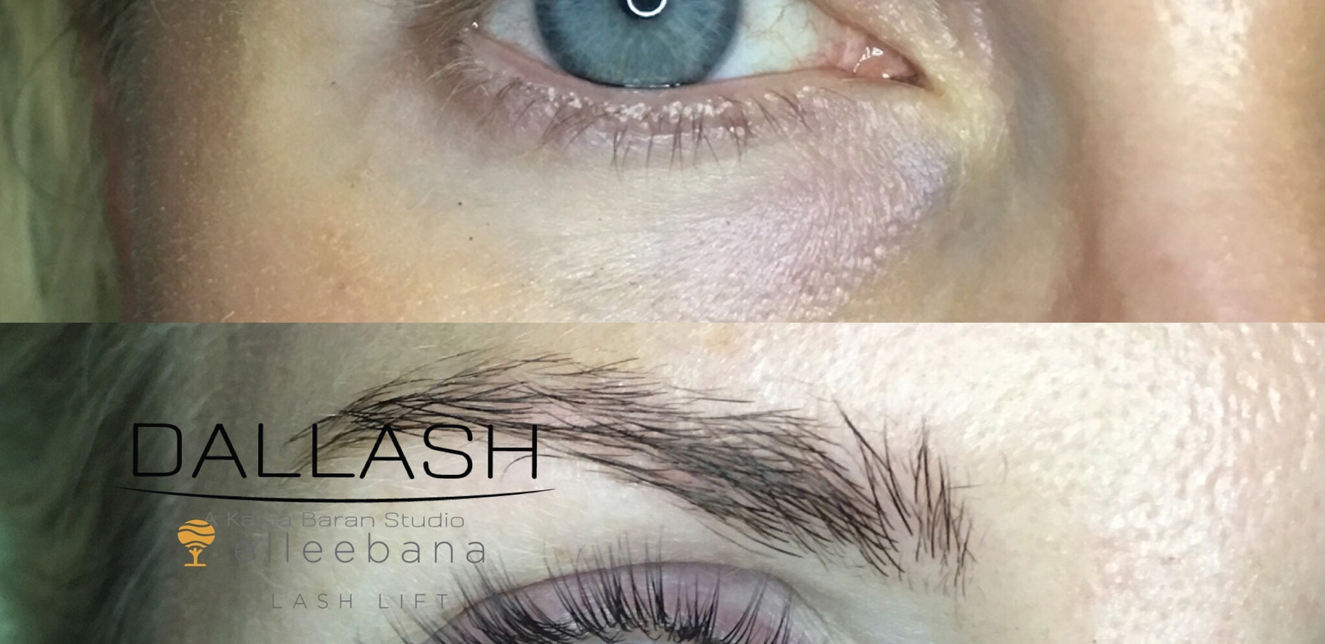 Lash Lift The EXTREME done by Raven - la