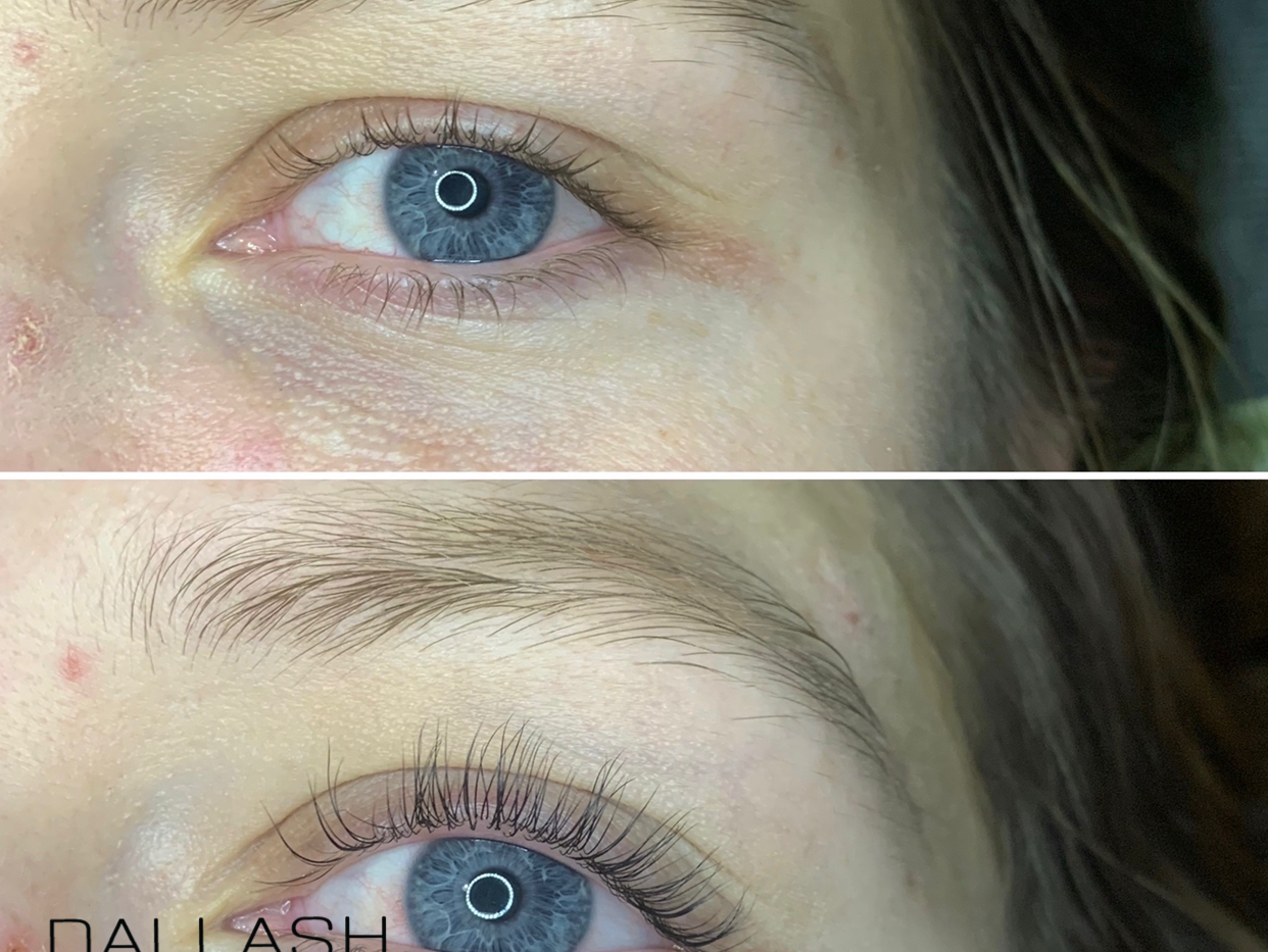 NATURAL-LIFT CORINA- LASHES-LASHLIFT-DAL