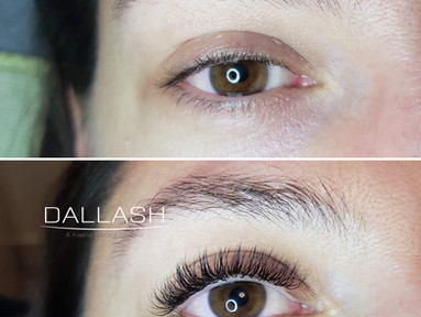 Classic Set done by Kasia--lashes - exte