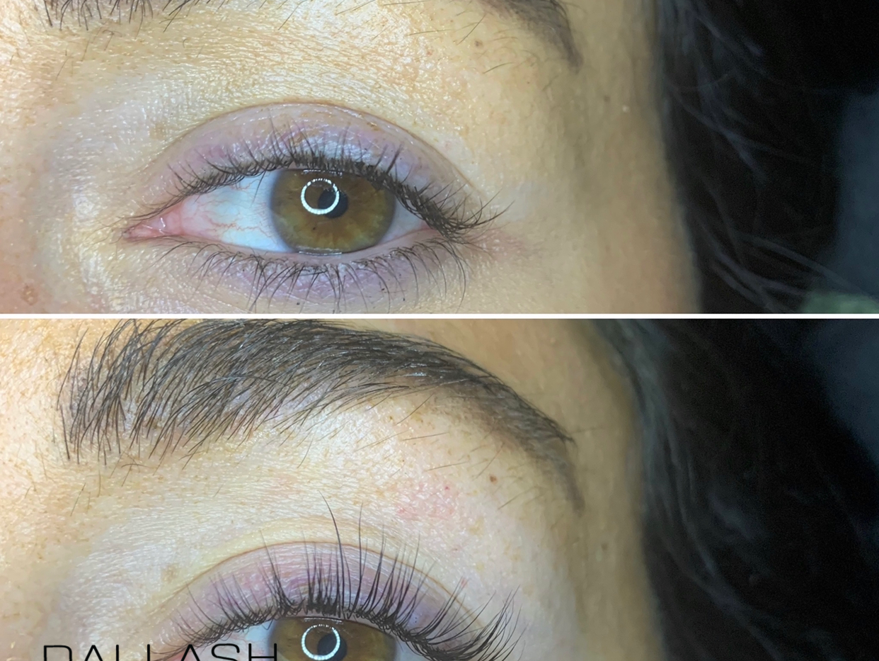 BEST LASH LIFT DALLAS-LIFT CORINA- LASHE