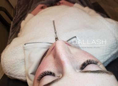 Hybrid Extra Set done by Kasia--lashes -