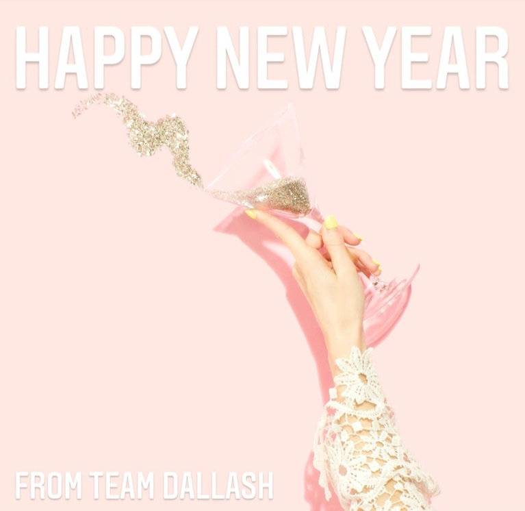 DALLASH HAPPY NEW YEAR