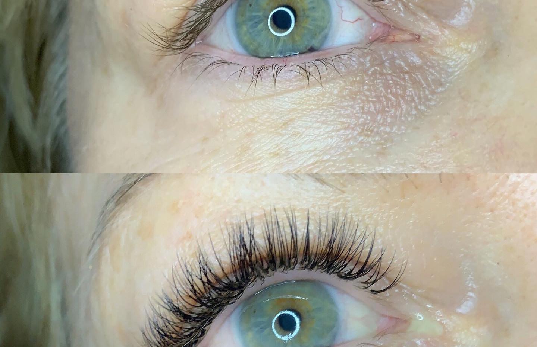lash extensions by Stefani -lashes - ext