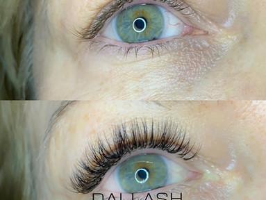 lash extensions by Stefani -lashes - ext
