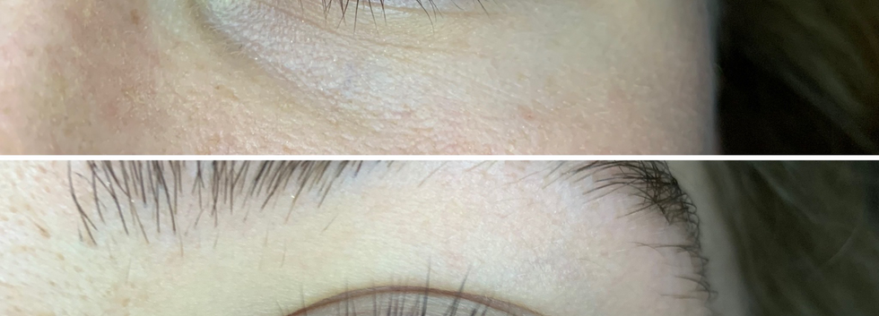 The WORKS done by Stefani- lashlift
