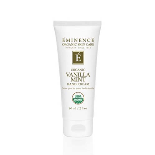 Vanilla Mint Hand Cream