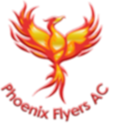 Phoenix Flyers Athletics Club logo