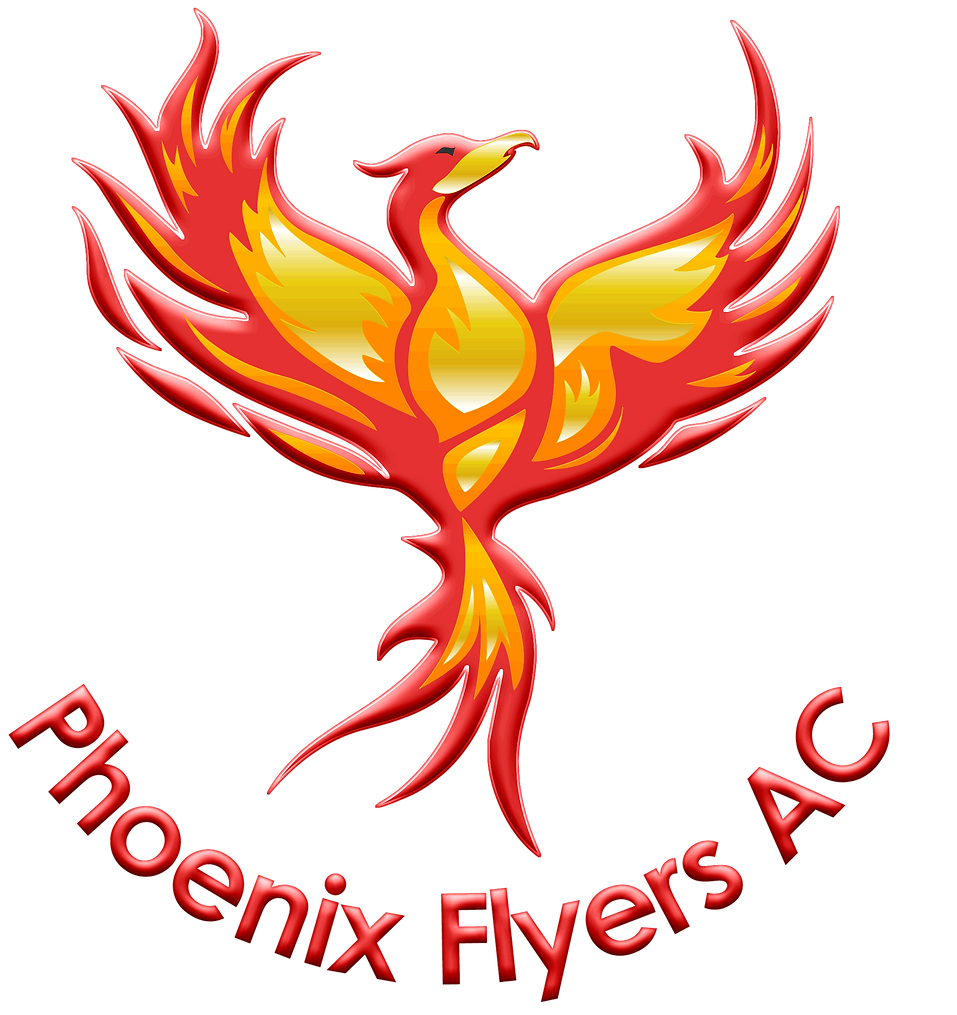 Phoenix Flyers Athletics Club logo