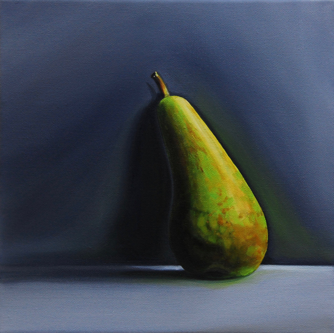 KATE FELTON HALL Pear Whole  h30cm w30cm