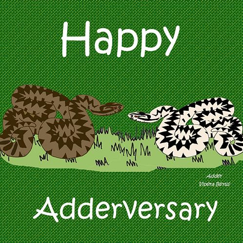 Happy Adderversary