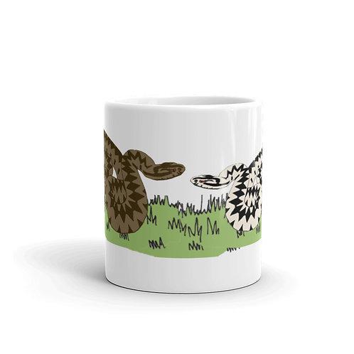 Adder Mug